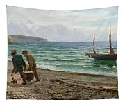 A Sea View Tapestry