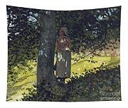 A Shady Spot Tapestry