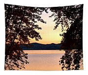 A Soothing Sunset Tapestry