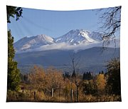 A View Toward Mt Shasta In Autumn Tapestry