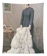 A Young Widow Tapestry