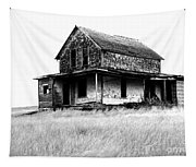 Abandoned And Alone Tapestry