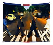 Abbey Road Tapestry