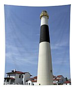 Absecon Lighthouse Atlantic City New Jersey Tapestry