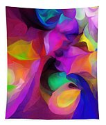 Abstract 041412 Tapestry