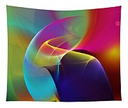 Abstract 102511 Tapestry