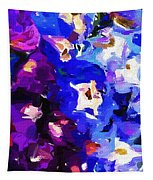Abstract Floral 031112 Tapestry
