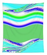 Abstract Fusion 146 Tapestry