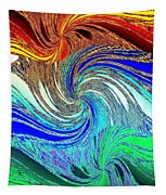 Abstract Fusion 159 Tapestry