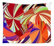 Abstract Fusion 56 Tapestry