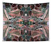 Abstract Fusion 68 Tapestry