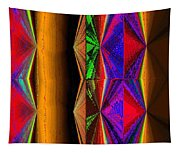 Abstract Fusion 87 Tapestry