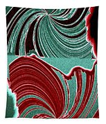 Abstract Fusion 88 Tapestry