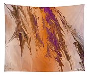 Abstract In July Tapestry