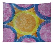 Abstract Sun Tapestry