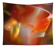 Abstract Under Glass Tapestry