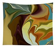 Abstract With Mood Tapestry