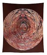 Abstracts From Varikallio At Hossa Tapestry