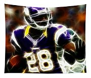 Adrian Peterson 02 - Football - Fantasy Tapestry