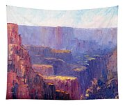 Afternoon In The Canyon Tapestry