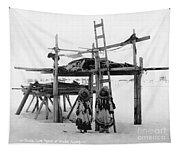 Alaska: Eskimo Storage Tapestry