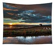Albufera Rice. Valencia. Spain Tapestry