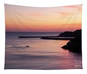 Albuferian Sunset Tapestry