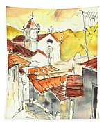 Alcoutim In Portugal 06 Tapestry