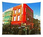 Alice's - London Tapestry