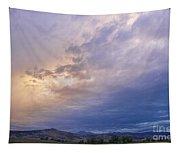 Alien Sky Tapestry