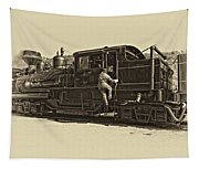 All Aboard Antique Tapestry
