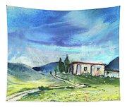 Almeria Region In Spain 02 Tapestry