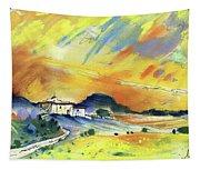 Almeria Region In Spain 03 Tapestry