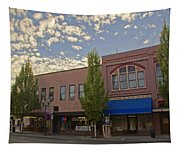 Along 6th Street In Grants Pass Tapestry
