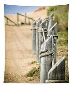 Along The Trail Tapestry