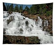 Alpine Falls Glen Alpine Falls Lake Tahoe Tapestry