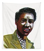 Althea Gibson Tapestry
