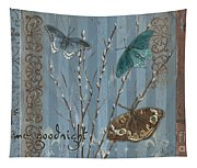 Always Kiss Me Goodnight Tapestry