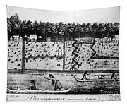 American Farm: Plan, 1793 Tapestry