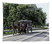 Amish Country - Intercourse Pennsylvania Tapestry