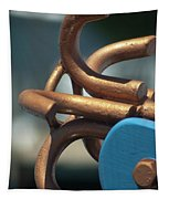 Anchored Down Tapestry