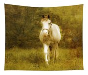 Andre On The Farm Tapestry
