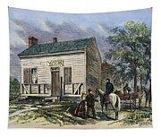 Andrew Johnson: Tailor Tapestry