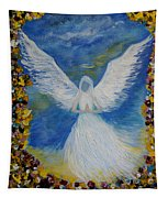 Angel Among Us Tapestry