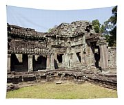 Angkor Archaeological Park Tapestry