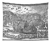 Animals Entering The Ark Tapestry