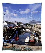 Annalong Harbour, Near Mountains Of Tapestry