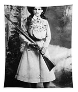 Annie Oakley (1860-1926) Tapestry