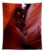 Antelope Canyon I Tapestry