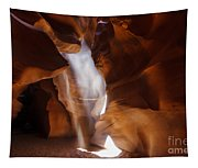 Antelope Canyon Light Tapestry